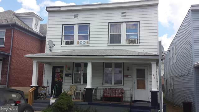 316 Pennsylvania Avenue, CUMBERLAND, MD 21502 (#MDAL133874) :: AJ Team Realty