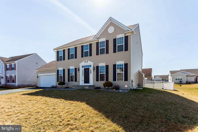 141 Needham Drive, SMYRNA, DE 19977 (MLS #DEKT236944) :: The Premier Group NJ @ Re/Max Central
