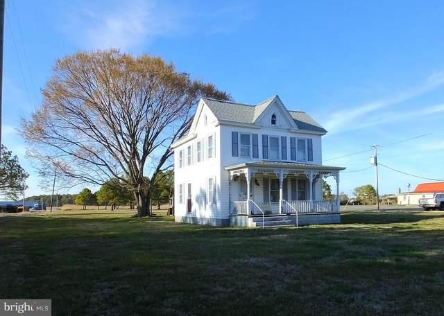 2804 Hoopers Island Road, CHURCH CREEK, MD 21622 (#MDDO125148) :: AJ Team Realty