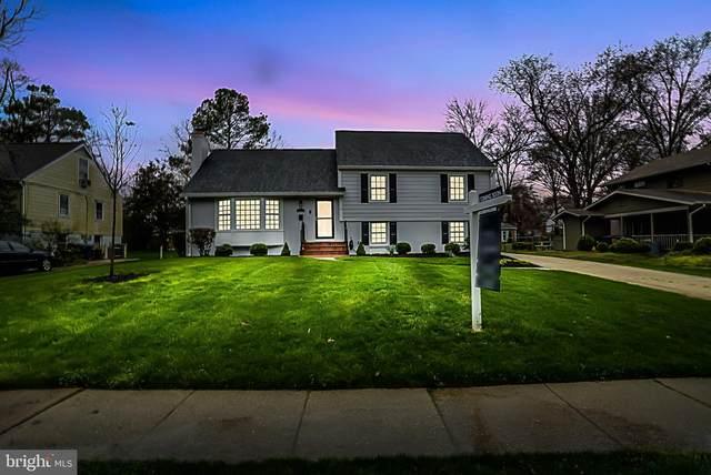 8614 Cushman Place, ALEXANDRIA, VA 22308 (#VAFX1116634) :: Bruce & Tanya and Associates
