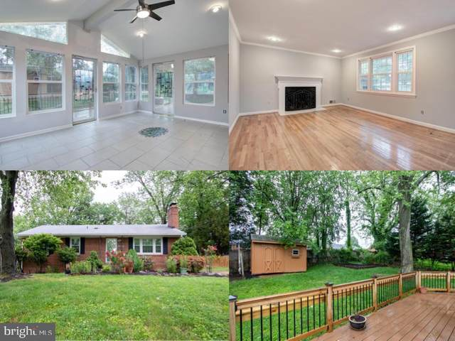 4815 Bristow Drive, ANNANDALE, VA 22003 (#VAFX1116708) :: Bruce & Tanya and Associates