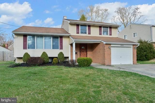 203 Rabbit Run Road, CHERRY HILL, NJ 08003 (MLS #NJCD389736) :: The Dekanski Home Selling Team