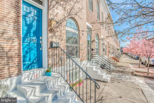1803 Jackson Street, BALTIMORE, MD 21230 (#MDBA503778) :: Talbot Greenya Group