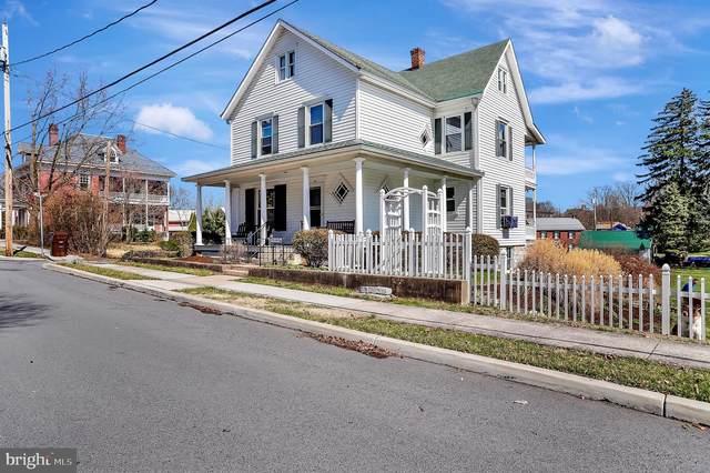 23 Linden Avenue, MERCERSBURG, PA 17236 (#PAFL171824) :: The Putnam Group