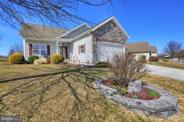 57 Lantern Lane, SHIPPENSBURG, PA 17257 (#PACB122310) :: Keller Williams of Central PA East