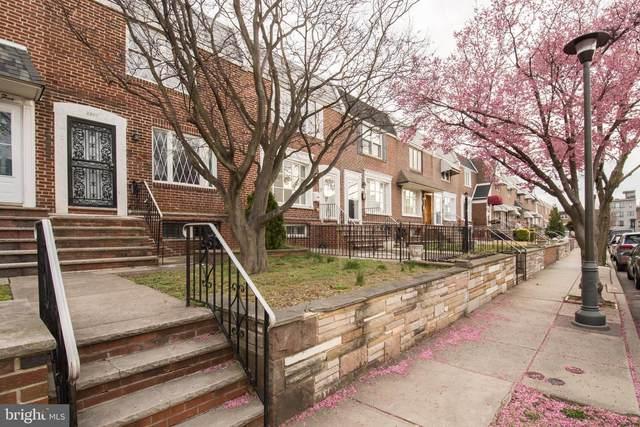 3207 S Juniper Street, PHILADELPHIA, PA 19148 (#PAPH882316) :: Keller Williams Realty - Matt Fetick Team