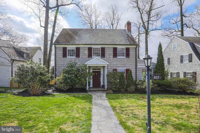 307 Thornhill Road, BALTIMORE, MD 21212 (#MDBA503870) :: ExecuHome Realty