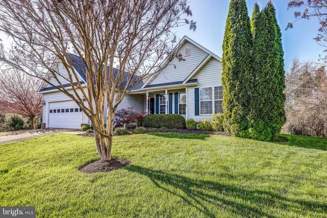 339 Winners Circle, WARRENTON, VA 20186 (#VAFQ164658) :: AJ Team Realty