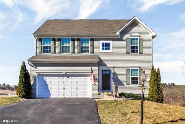2532 Codorus Lane, SPRING GROVE, PA 17362 (#PAYK135132) :: Liz Hamberger Real Estate Team of KW Keystone Realty