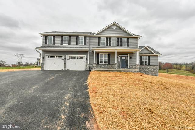 4802 Cowmans Ct North N, MOUNT AIRY, MD 21771 (#MDFR261304) :: Revol Real Estate