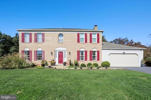 13421 Wild Bird Terrace, GAITHERSBURG, MD 20878 (#MDMC699860) :: Revol Real Estate