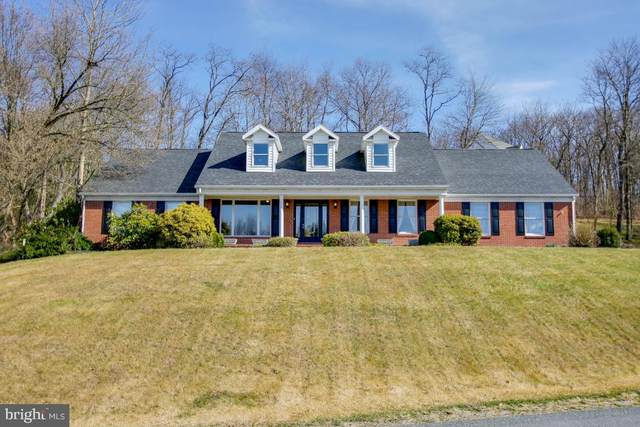 11570 Hearthwood Drive, WAYNESBORO, PA 17268 (#PAFL171840) :: The Sky Group