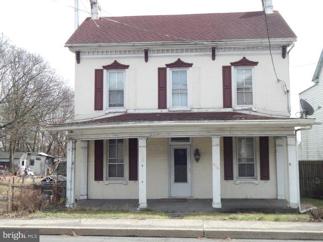 414 N Reading Avenue, BOYERTOWN, PA 19512 (#PABK356018) :: Keller Williams Realty - Matt Fetick Team