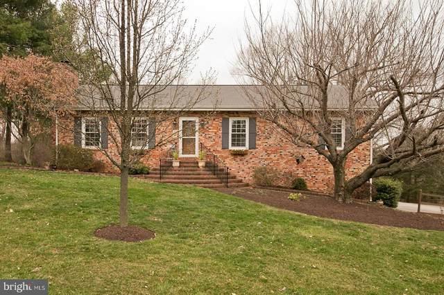 104 Forest Ridge Road, WINCHESTER, VA 22602 (#VAFV156270) :: The Licata Group/Keller Williams Realty