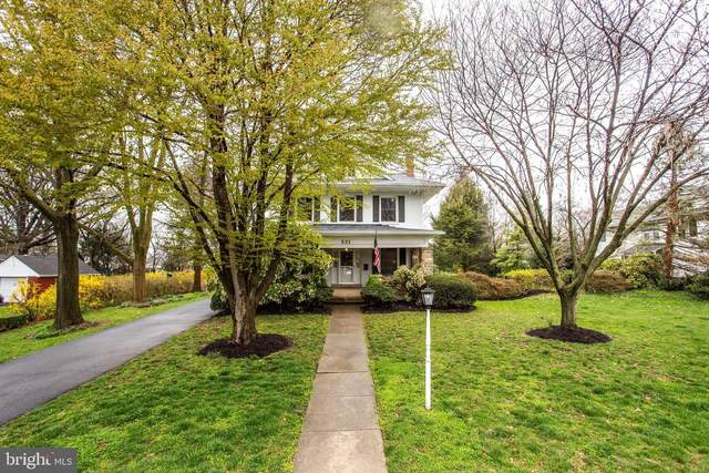 521 Wilson Place, FREDERICK, MD 21702 (#MDFR261314) :: Shamrock Realty Group, Inc