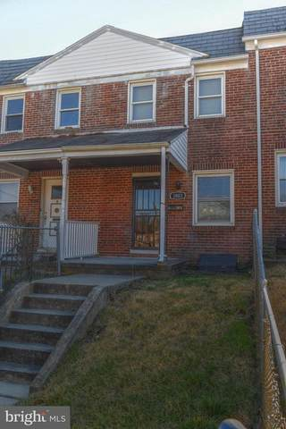 3803 Colborne Road, BALTIMORE, MD 21229 (#MDBA503924) :: The Miller Team