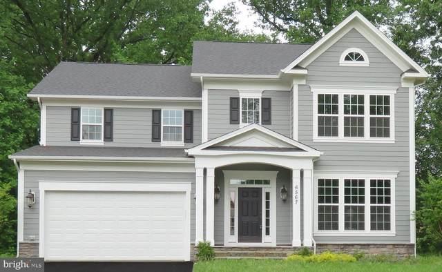 7114 Norwalk Street, FALLS CHURCH, VA 22043 (#VAFX1116902) :: The Riffle Group of Keller Williams Select Realtors