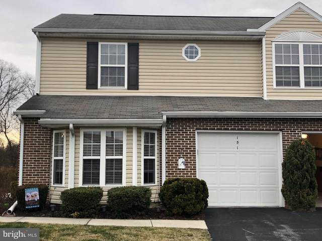 151 Peregrine Lane, HUMMELSTOWN, PA 17036 (#PADA120096) :: Keller Williams of Central PA East