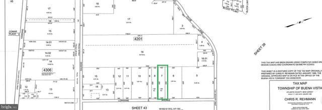 0 Lorraine Avenue, RICHLAND, NJ 08350 (#NJAC113216) :: Larson Fine Properties
