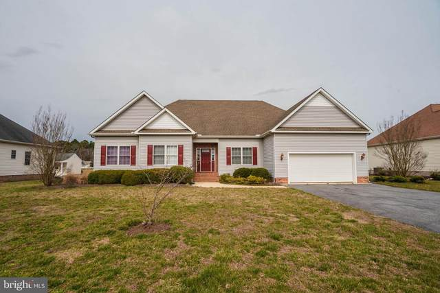 171 Nina Lane, FRUITLAND, MD 21826 (#MDWC107402) :: The Miller Team
