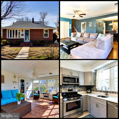 26 N Rolling Road, CATONSVILLE, MD 21228 (#MDBC488562) :: Talbot Greenya Group