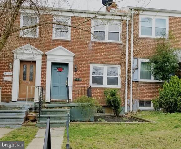 4121 Doris Avenue, BROOKLYN, MD 21225 (#MDBA503950) :: RE/MAX Plus