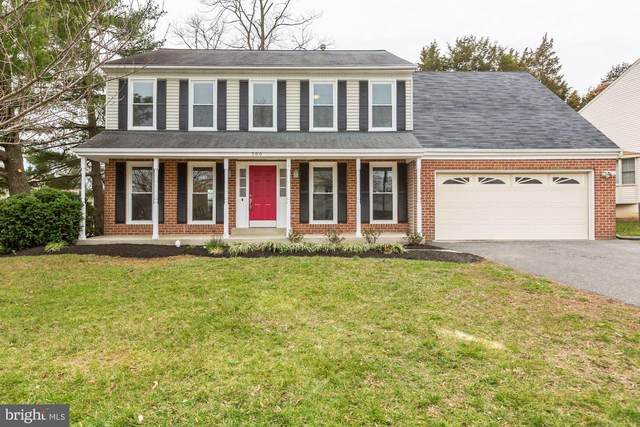 500 Aspen Drive, HERNDON, VA 20170 (#VAFX1117006) :: The Daniel Register Group