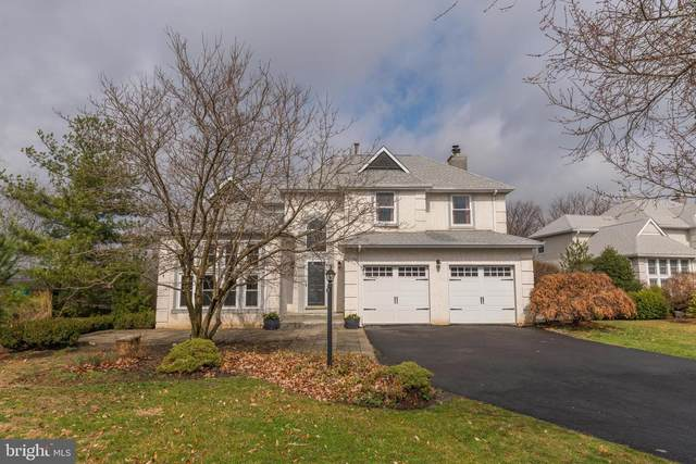 11 Hill Haven Court, NEWTOWN, PA 18940 (#PABU493216) :: ExecuHome Realty