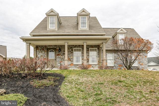 1401 Longfellow Court, NEW CUMBERLAND, PA 17070 (#PACB122360) :: Keller Williams of Central PA East