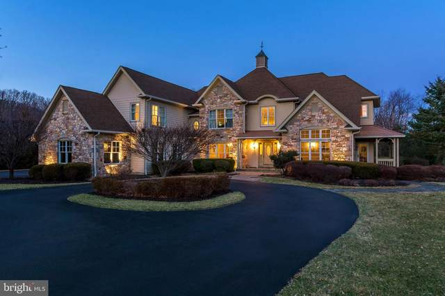 5701 Valley Stream Drive, DOYLESTOWN, PA 18902 (#PABU493228) :: Shamrock Realty Group, Inc