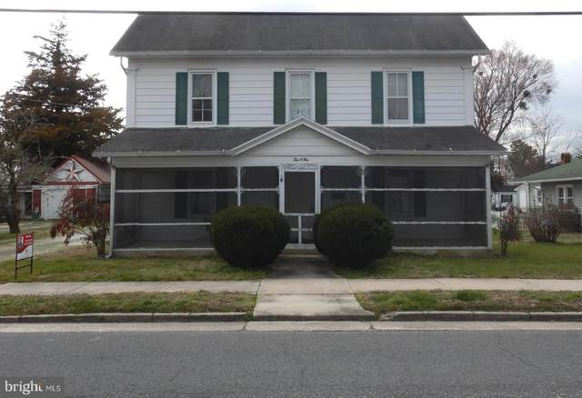 205 Washington Street, SNOW HILL, MD 21863 (#MDWO112836) :: The Allison Stine Team