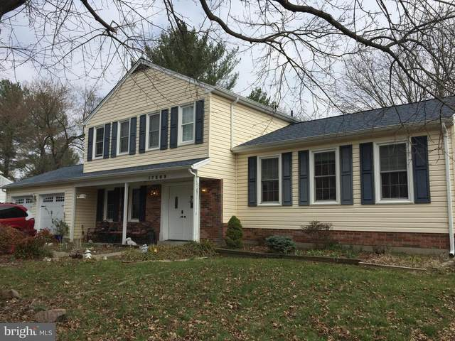 17309 Chiswell Road, POOLESVILLE, MD 20837 (#MDMC699986) :: Potomac Prestige Properties