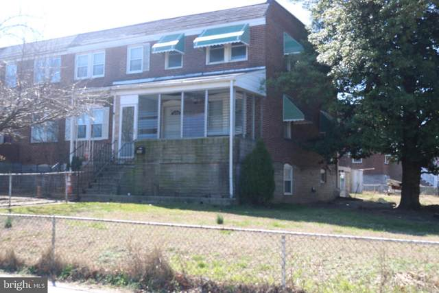 243 W Edgevale Road, BALTIMORE, MD 21225 (#MDAA428564) :: Network Realty Group