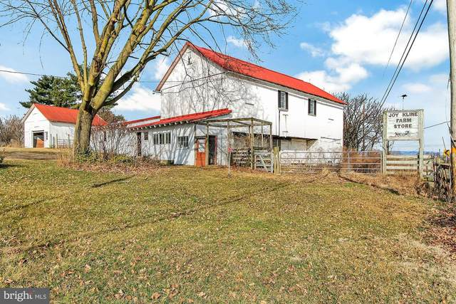 937 Main Street, MOHRSVILLE, PA 19541 (#PABK356062) :: Iron Valley Real Estate