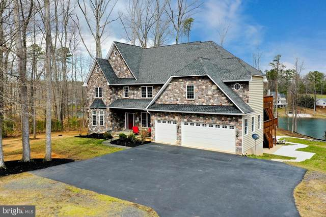 1915 Lake Forest Drive, MINERAL, VA 23117 (#VALA120816) :: Cristina Dougherty & Associates