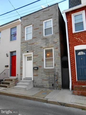 223 S Durham Street, BALTIMORE, MD 21231 (#MDBA504006) :: Revol Real Estate