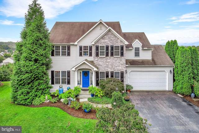 112 Woodland Drive, JACOBUS, PA 17407 (#PAYK135218) :: The Heather Neidlinger Team With Berkshire Hathaway HomeServices Homesale Realty