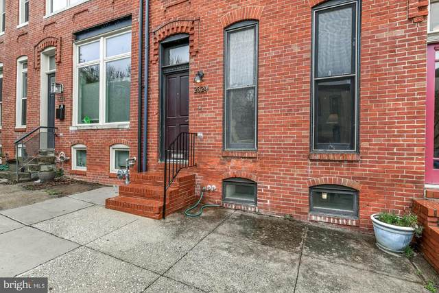 2324 E Fairmount Avenue, BALTIMORE, MD 21224 (#MDBA504042) :: City Smart Living