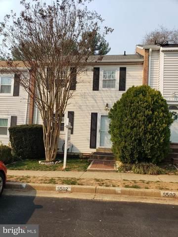 5502 Hollins Lane, BURKE, VA 22015 (#VAFX1117110) :: Pearson Smith Realty