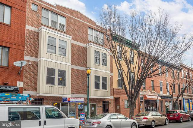 1631 South Street #2, PHILADELPHIA, PA 19146 (#PAPH882860) :: Nexthome Force Realty Partners