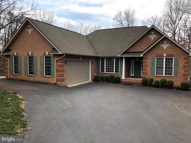 110 Hunt Lane, FREDERICKSBURG, VA 22401 (#VAFB116726) :: Dart Homes