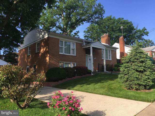 5236 12TH Street S, ARLINGTON, VA 22204 (#VAAR160334) :: Tessier Real Estate