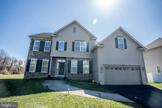 1712 Saint Johns Court, BENSALEM, PA 19020 (#PABU493294) :: Bob Lucido Team of Keller Williams Integrity