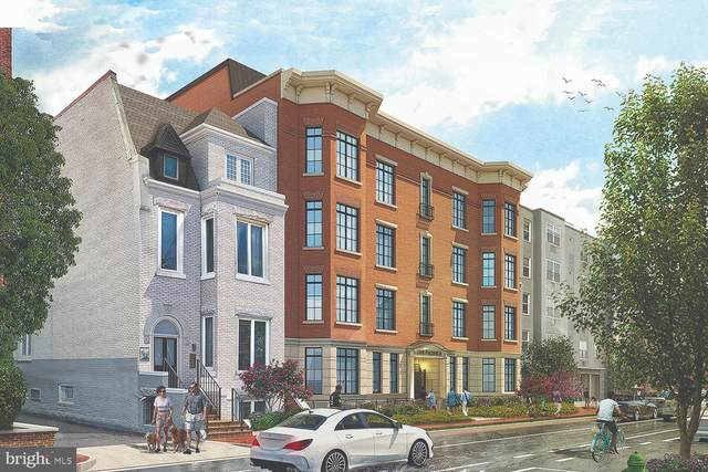2122 N Street NW #5, WASHINGTON, DC 20037 (#DCDC462034) :: The Licata Group/Keller Williams Realty