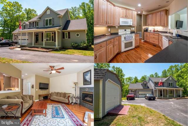 9224 Rapidan Drive, FREDERICKSBURG, VA 22407 (#VASP220296) :: Bob Lucido Team of Keller Williams Integrity