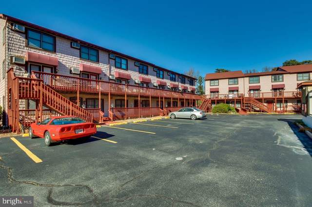 14200 Lighthouse Avenue B104, OCEAN CITY, MD 21842 (#MDWO112856) :: RE/MAX Coast and Country