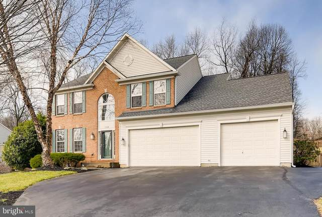 1104 Park Ridge Drive, MOUNT AIRY, MD 21771 (#MDFR261388) :: Coleman & Associates