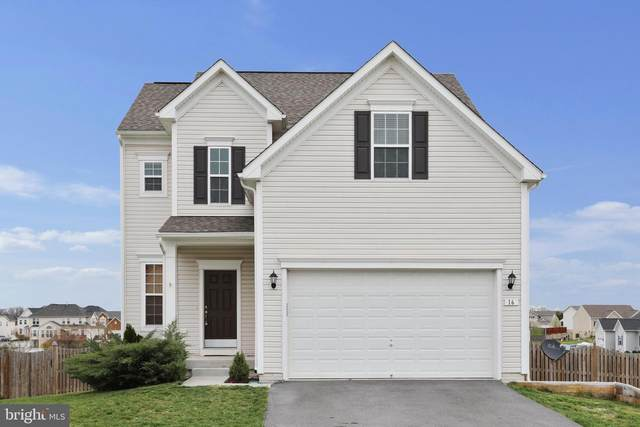 16 Peggy Court, BUNKER HILL, WV 25413 (#WVBE175728) :: Great Falls Great Homes