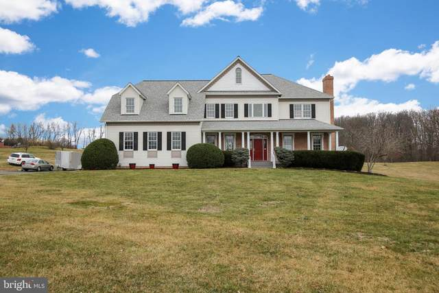 2360 Eagle Wood Drive, MOUNT AIRY, MD 21771 (#MDCR195280) :: LoCoMusings