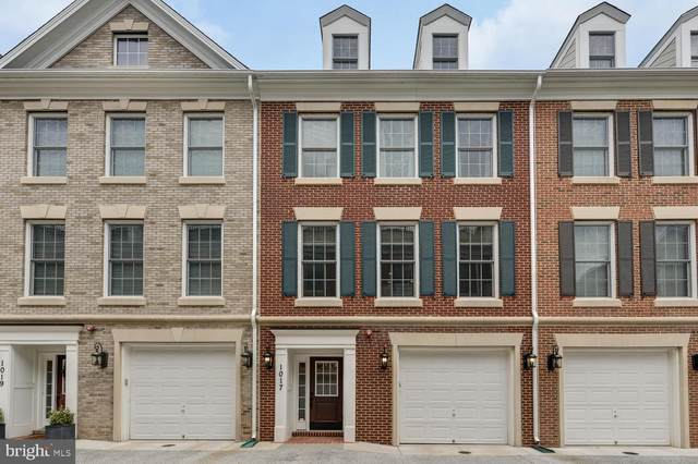 1017 N Kensington Street N, ARLINGTON, VA 22205 (#VAAR160354) :: Coleman & Associates
